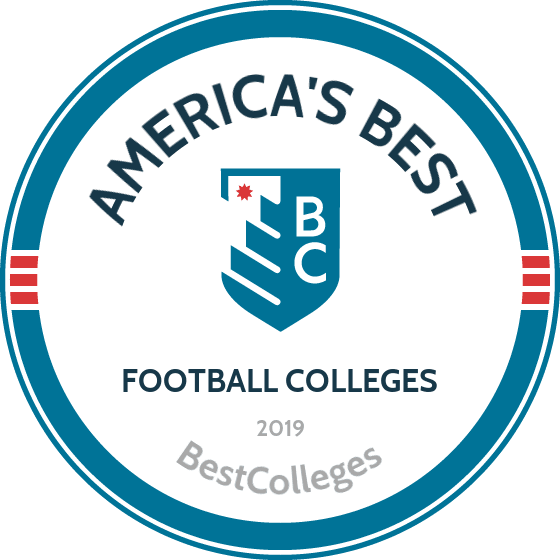 America's Best Football Colleges of 2019 | BestColleges com
