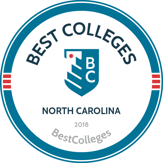 Colleges In Nc >> The Best Colleges In North Carolina For 2018 Bestcolleges Com