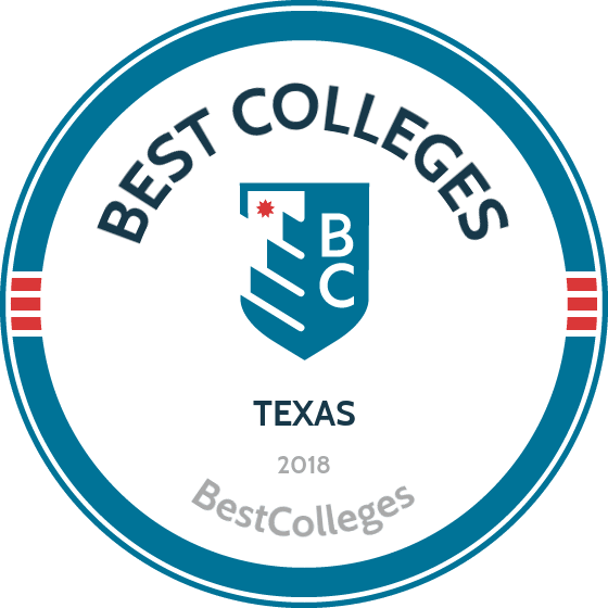 Best Colleges in Texas for 2018
