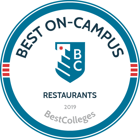 Colleges With the Best On-Campus Restaurants | BestColleges com