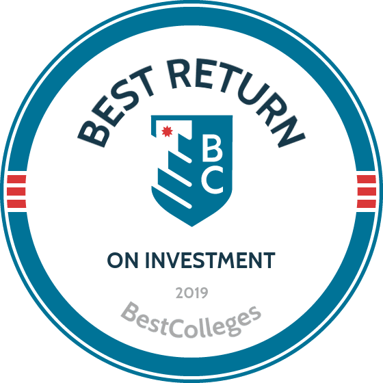 The 50 Colleges with the Best Return on Investment