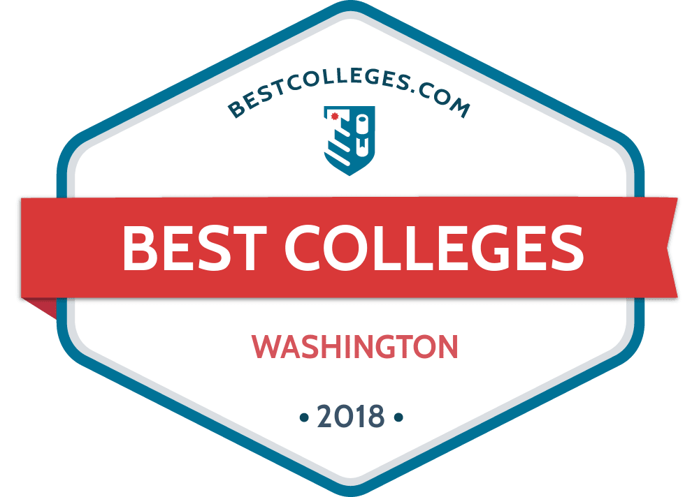 The Best Colleges In Washington For 2018 Bestcolleges Com