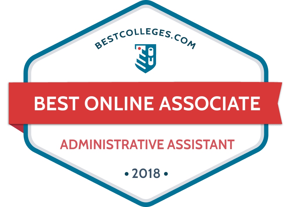 20 Best Online Associate In Administrative Assistant Programs For 2018