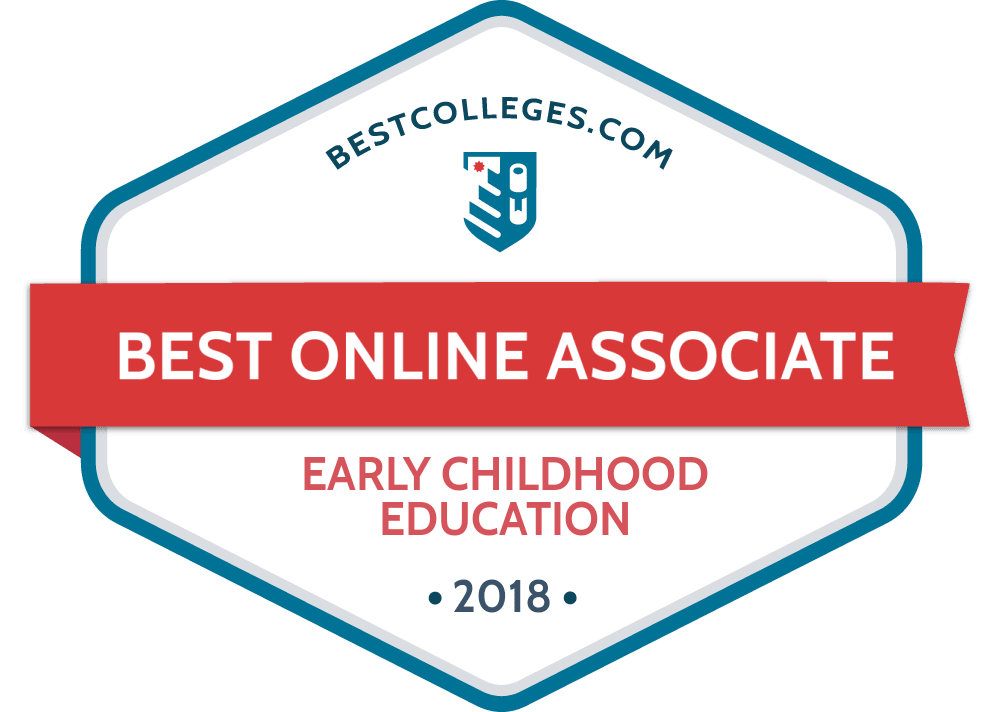 Best Online Associate In Early Childhood Education Programs For 2018