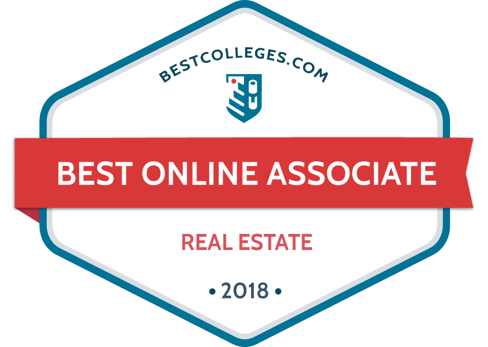 Best Online Real Estate Degree Programs For 2018 Bestcollegescom