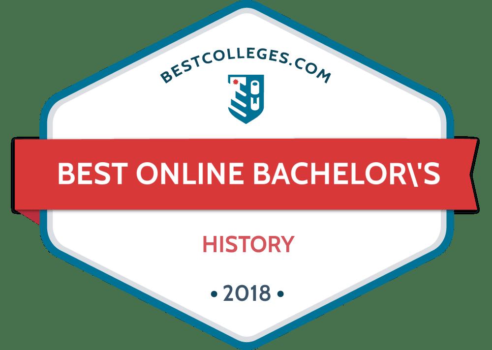 The Best Online History Degree Programs for 2018