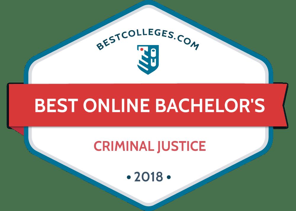 The 50 Best Online Criminal Justice Programs Of 2018