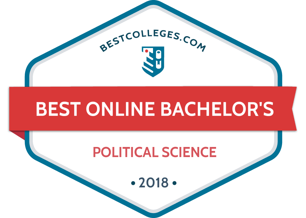 Best Online Bachelors In Political Science Programs For 2018