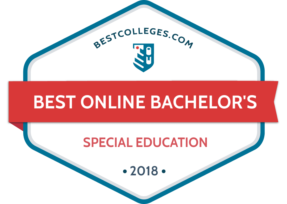 Best Online Bachelors In Special Education Programs For 2018