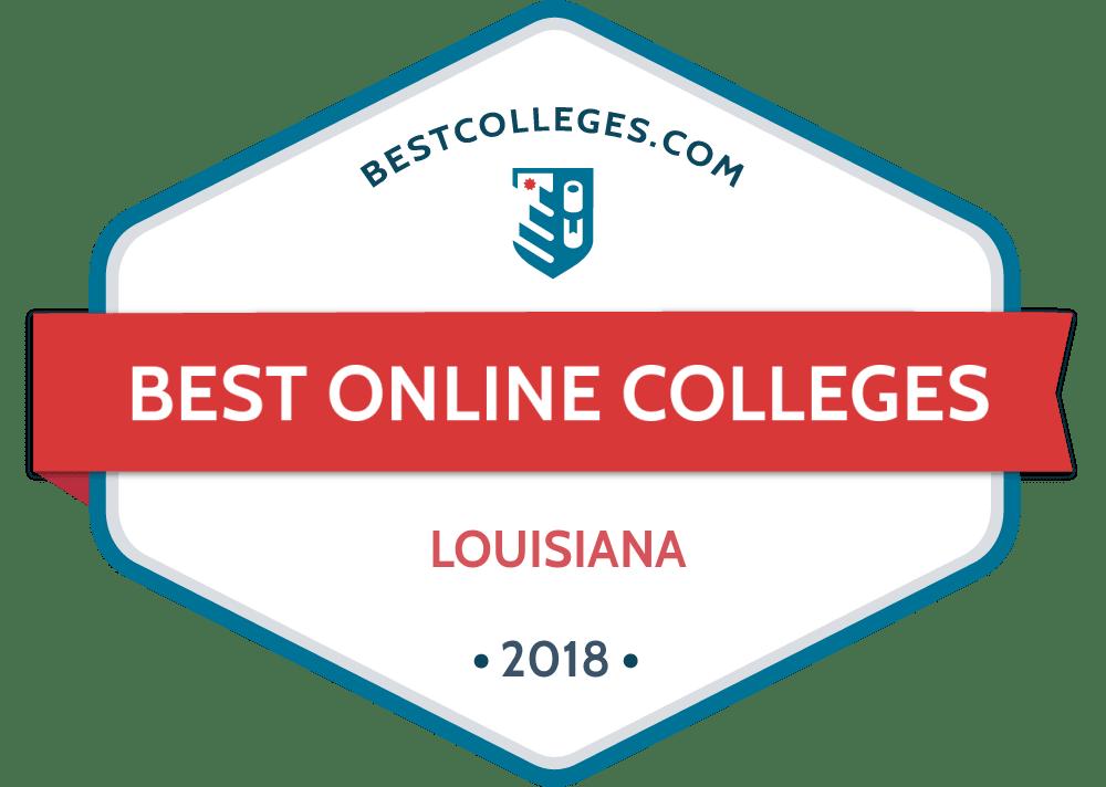 The Best Online Colleges In Louisiana For 2018 Bestcollegescom
