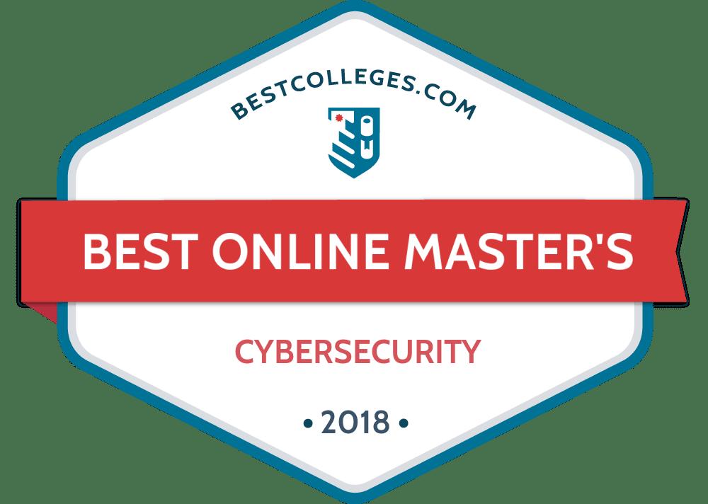 Best Online Masters In Cybersecurity Programs Of 2018