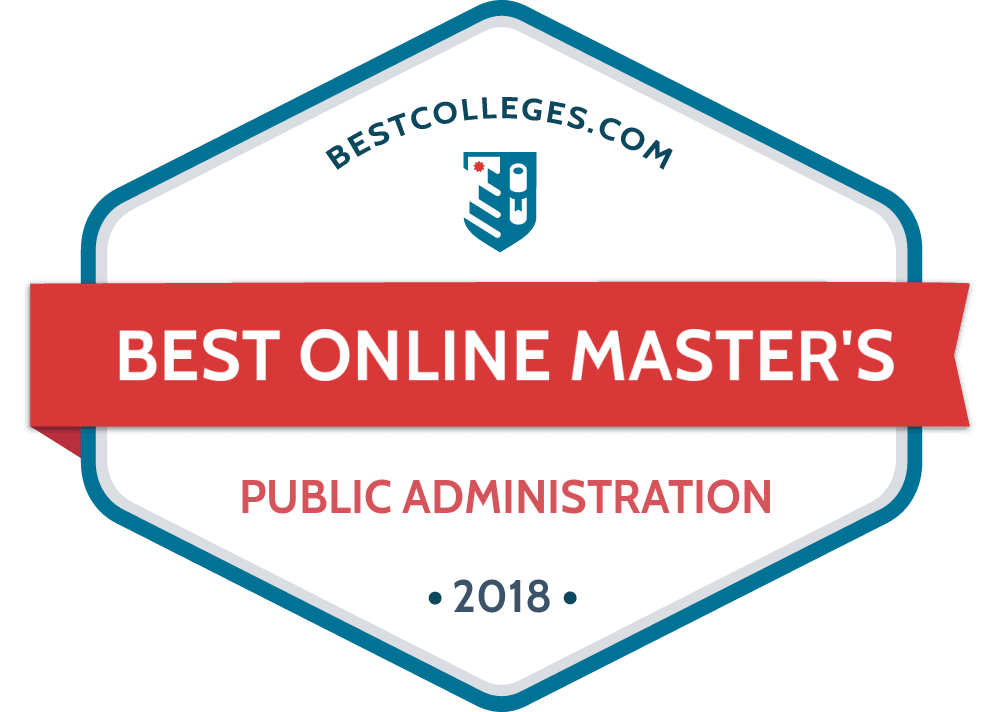 The 50 Best Online Mpa Programs For 2018 Bestcolleges