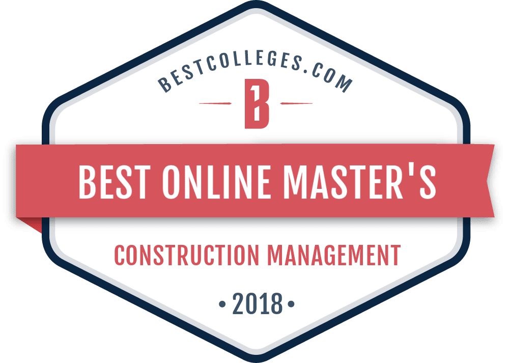 the best online master's in construction management programs for 2018