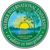 Webber International University logo