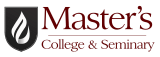 The Master's College and Seminary logo