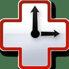 Logo for RescueTime app