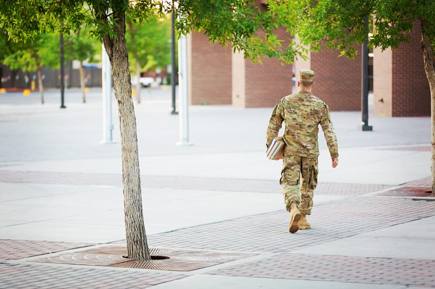 Financial Aid Guide for Military and Veterans