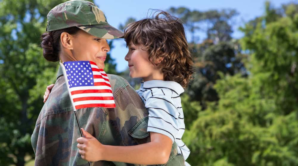 Scholarships for Military Dependents   BestColleges com