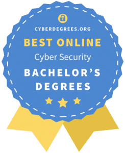 2019's Best Online Cyber Security Bachelor's Degrees