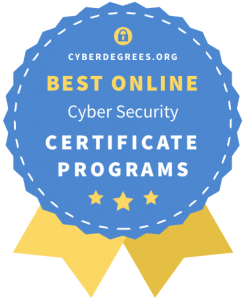 2019's Best Online Cyber Security Certificate Programs | Top 30