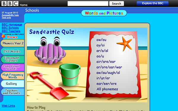 25 Terrific Online Games for English Language Learners