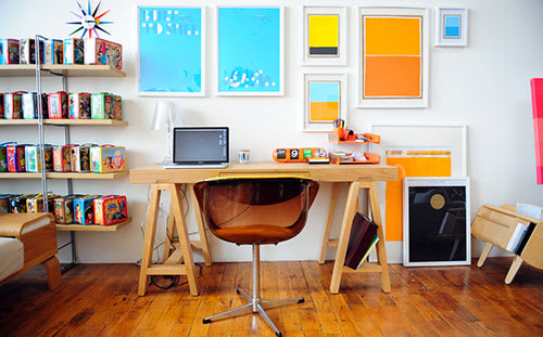 50 Fabulous Pinterest Ideas For Your Home Office Online