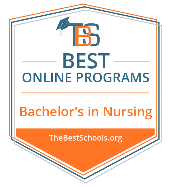 Online Nursing Programs >> The 50 Best Online Bachelor S In Nursing Programs Thebestschools Org