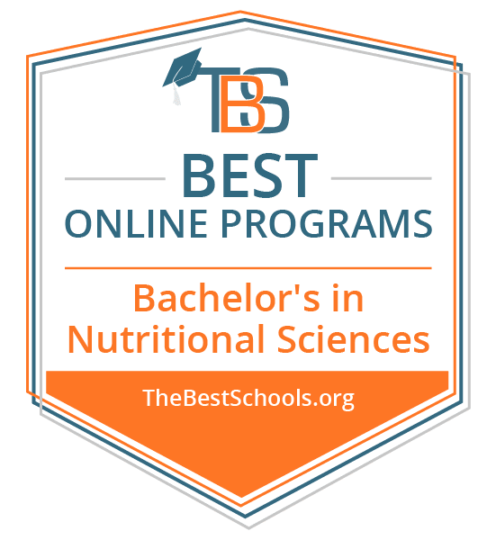 The 6 Best Online Bachelors In Nutritional Sciences Programs