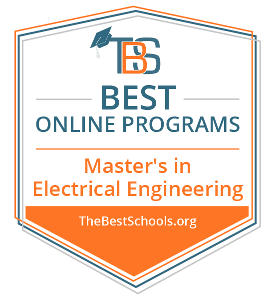 online master's in electrical engineering careers  download this badge