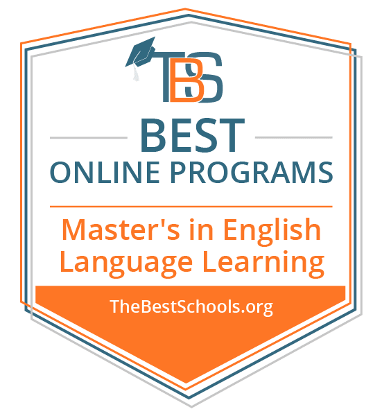 The 25 Best Online Master's in English Language Learning Programs