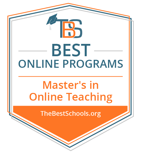 the 8 best online master's in online teaching programs