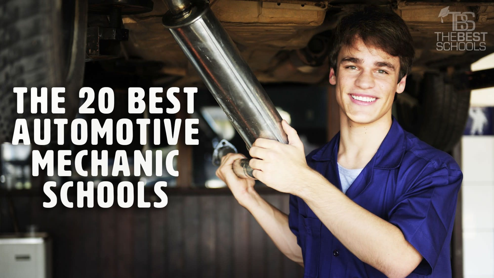 The 20 Best Auto Mechanic Schools | TheBestSchools org