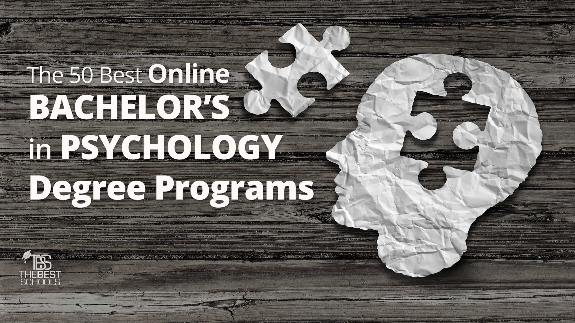 The Best Online Bachelor's in Psychology Degree Programs