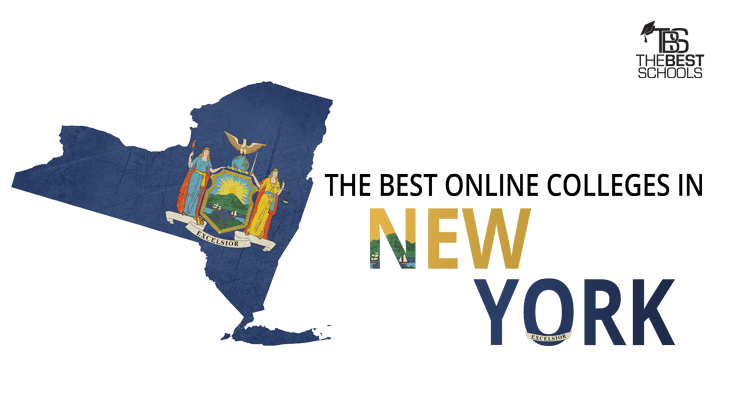 Awesome The Best Online Colleges In New York For 2019 Complete Home Design Collection Papxelindsey Bellcom