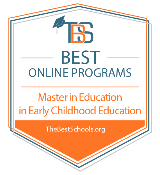 The 30 Best Online Masters In Early Childhood Education Degree Programs