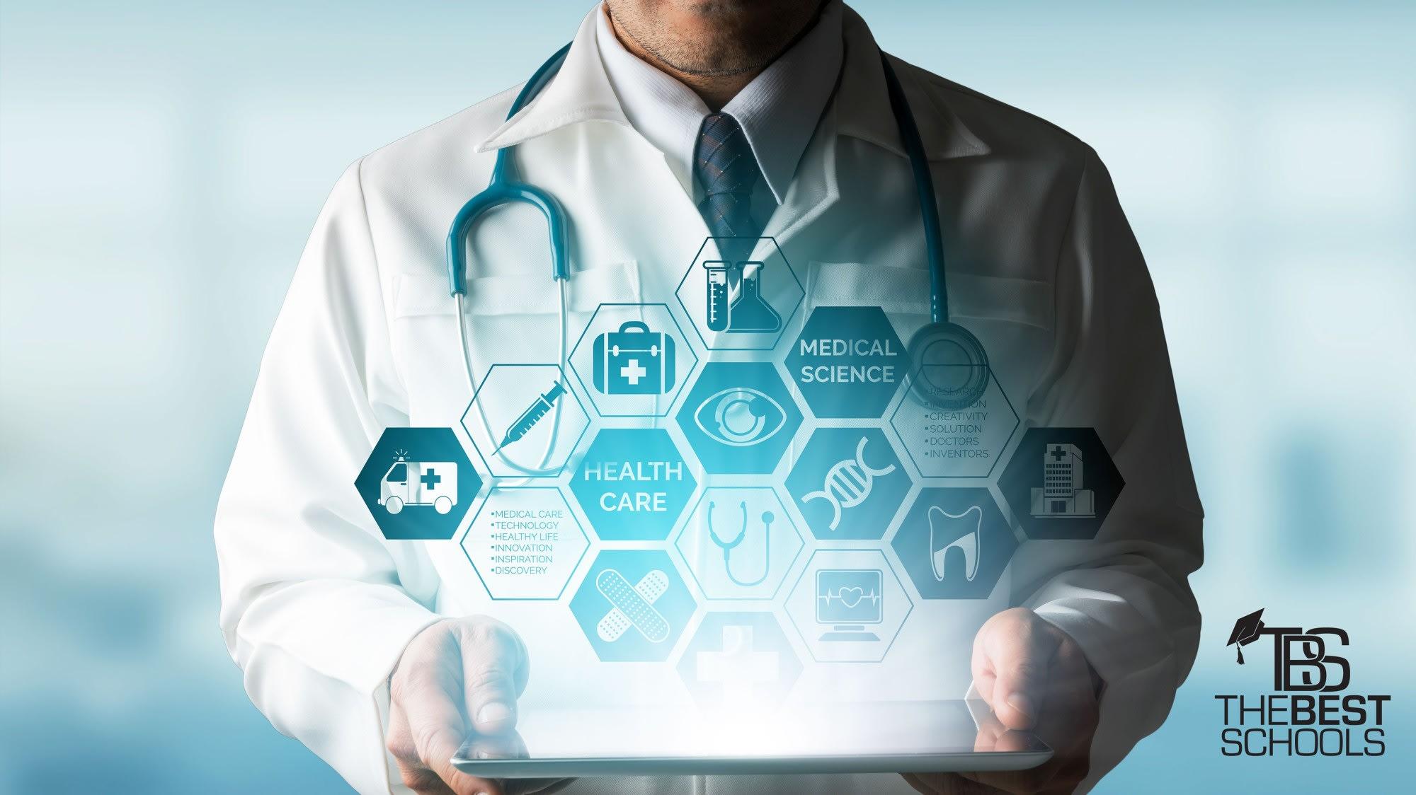 The 50 Best Online Master's in Healthcare Informatics Degree
