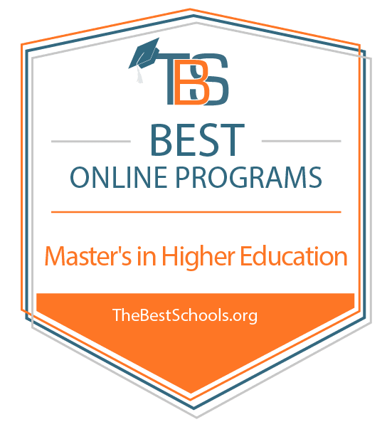 The 25 Best Online Master's in Higher Education Degree Programs