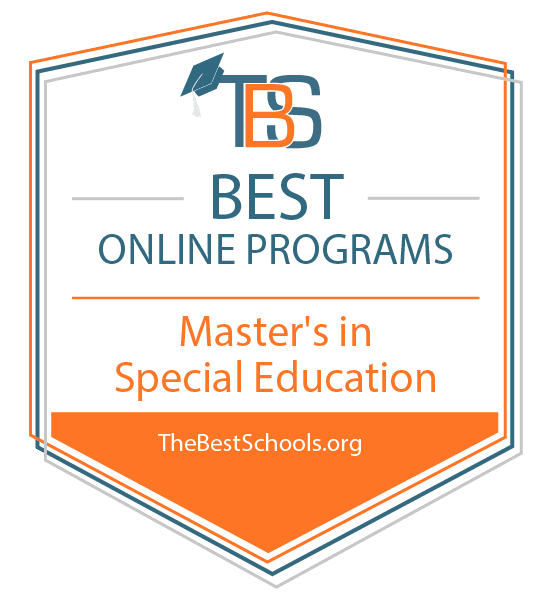 The 30 Best Online Master's in Special Education Degree Programs
