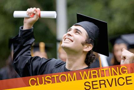 Custom Writing Service