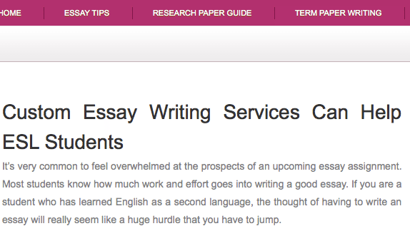 the ghostwriting business trade standards practices and secrets esl students