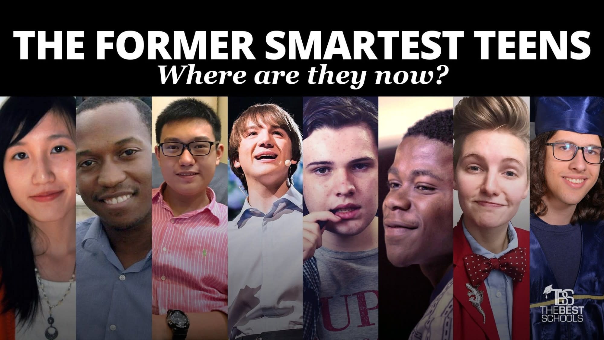 Former Smartest Teens: Where Are They Now? | TheBestSchools org