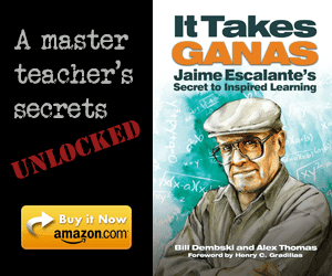 Book Cover: It Takes Ganas