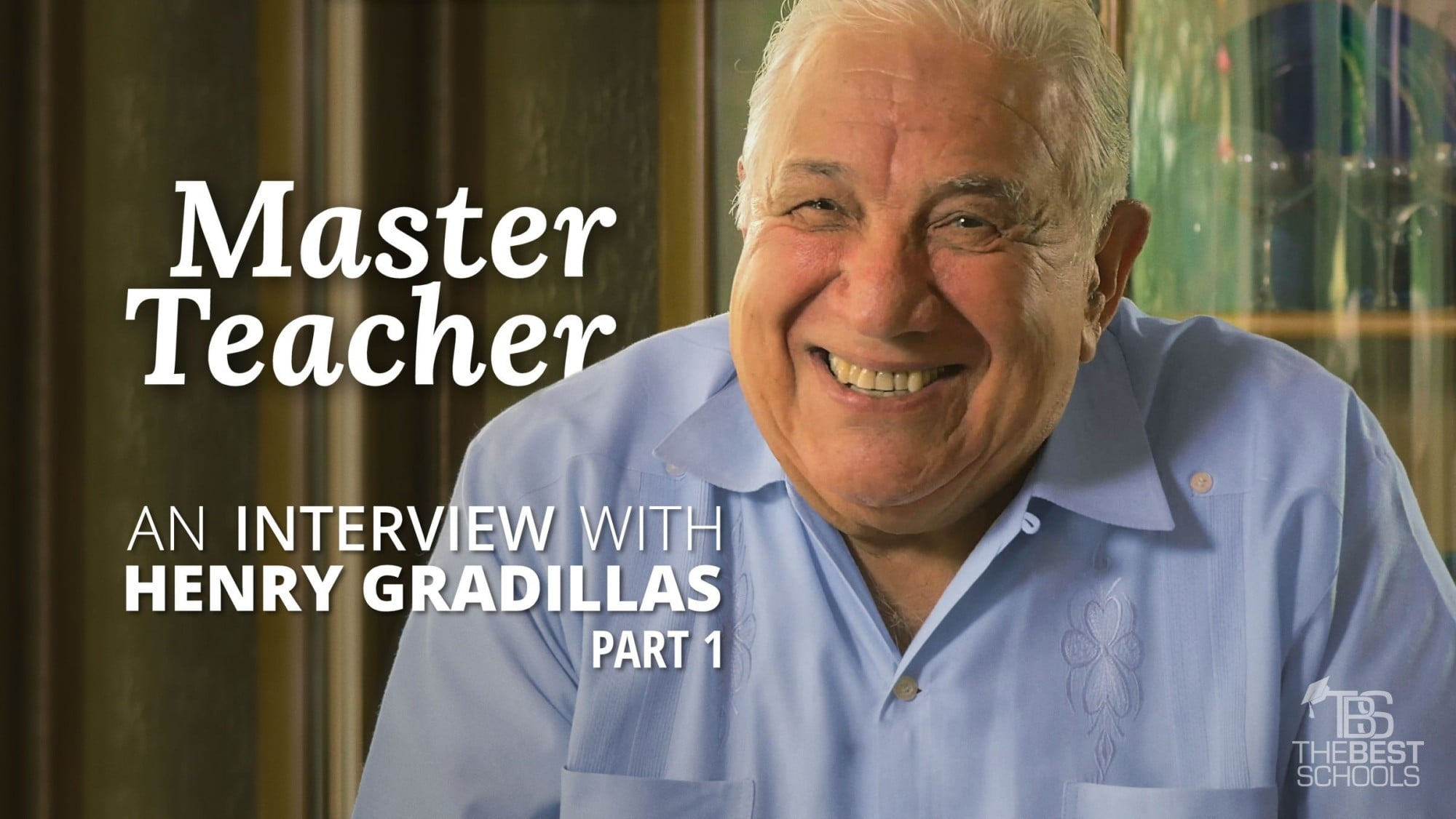 Henry Gradillas video interviews