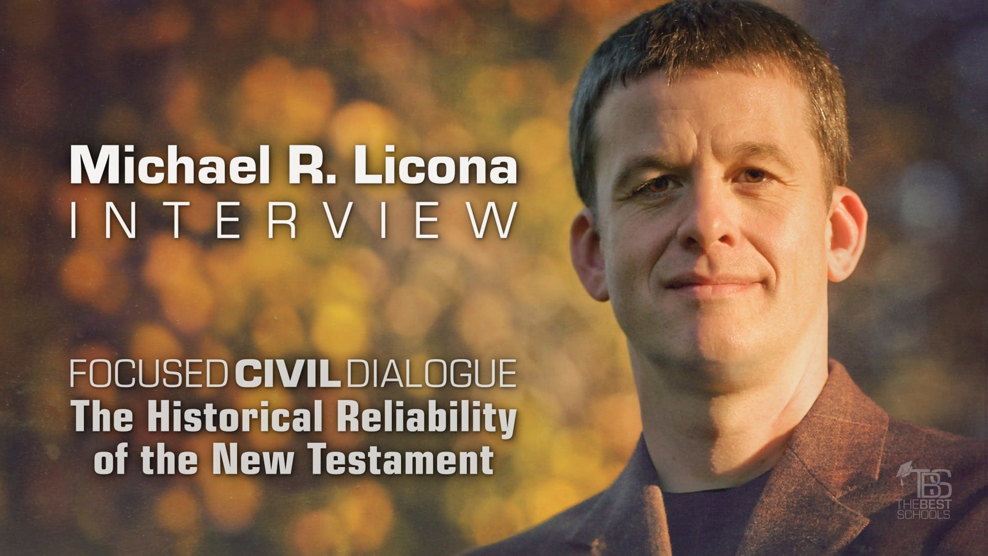 Michael R  Licona Interview | TheBestSchools org