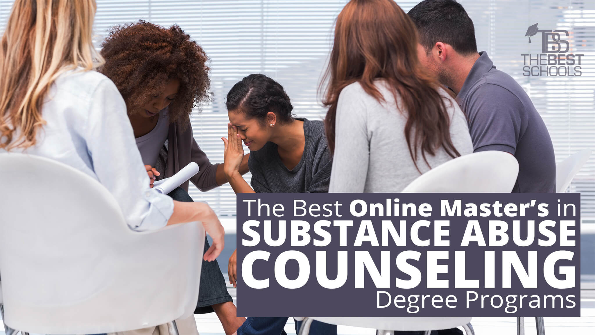The Best Online Master's in Substance Abuse Counseling