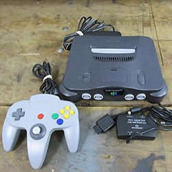Outdated video game system