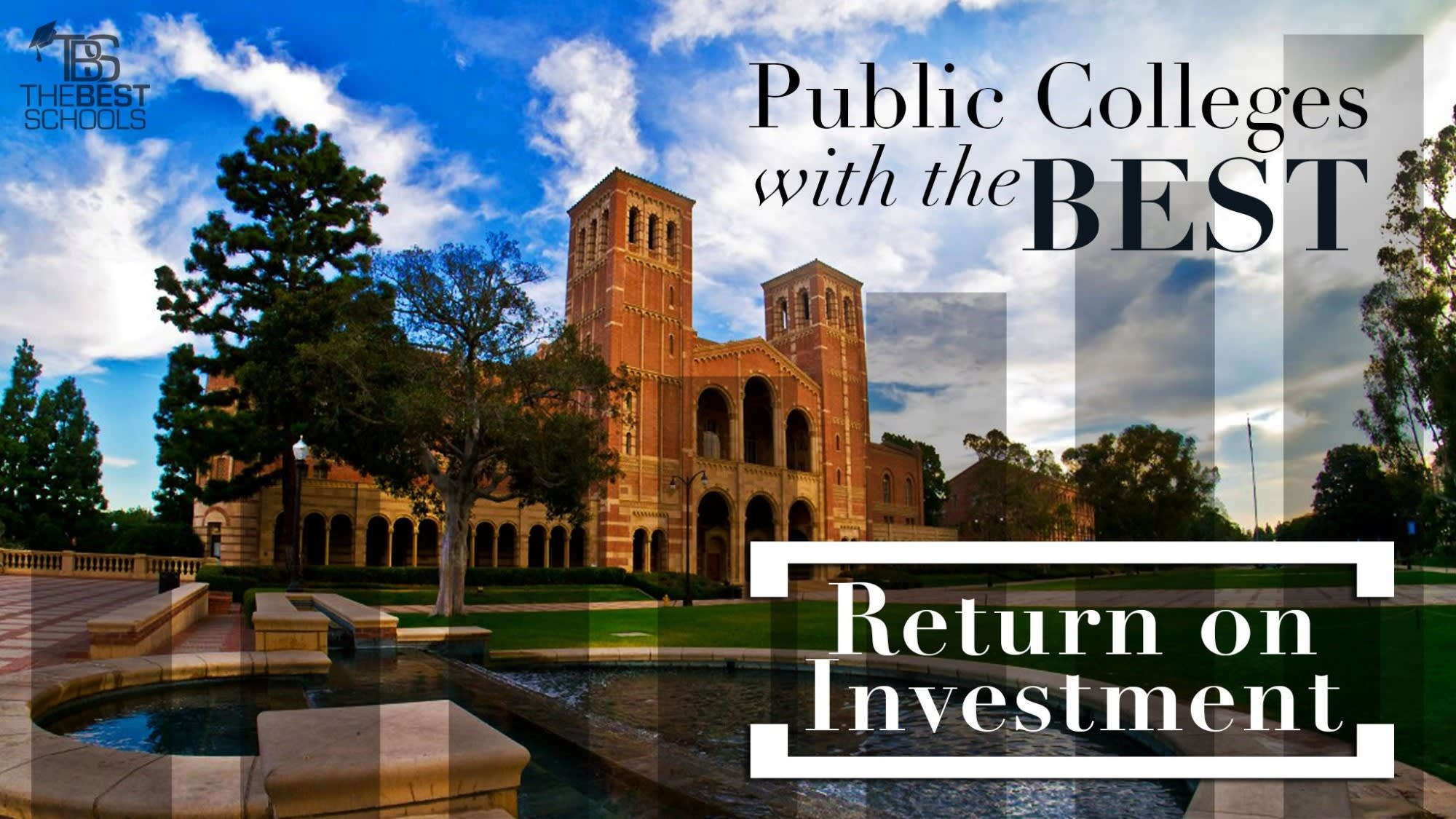 50 Public Colleges with the Best Return on Investment