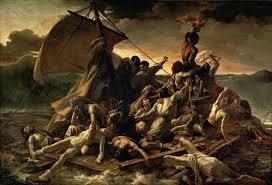 Image of Raft of the Medusa