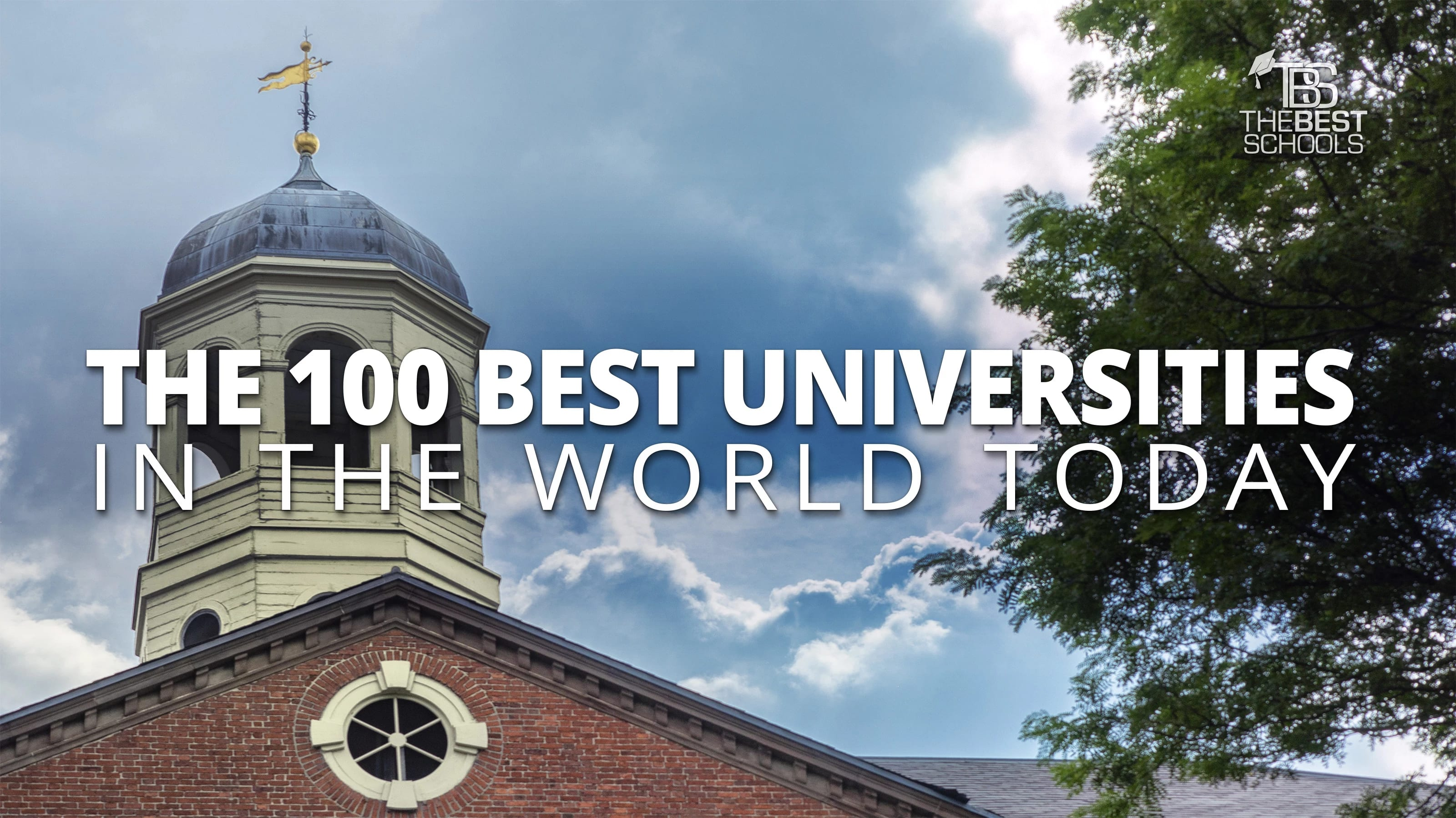 The 100 Best Universities in the World Today