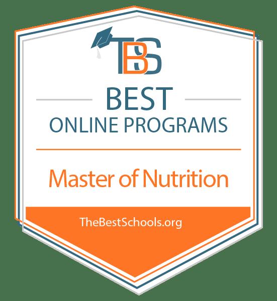 Best Online Master's in Nutrition
